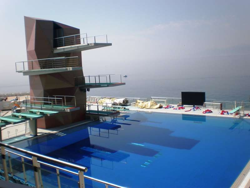 5 Diving Swimming Pool Rijeka Sport